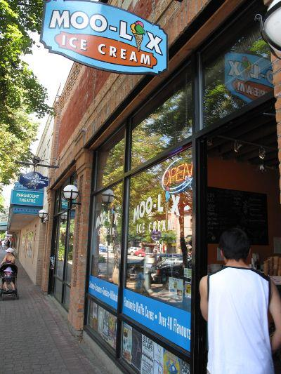 Kelowna Ice Cream